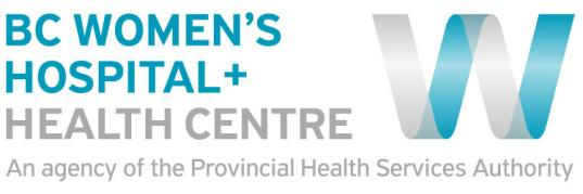 BC Womens Hospital Health Centre