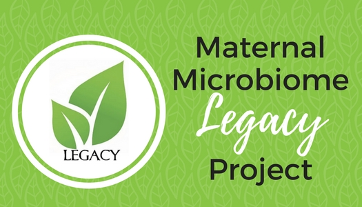 Maternal Microbiome Legacy Project logo