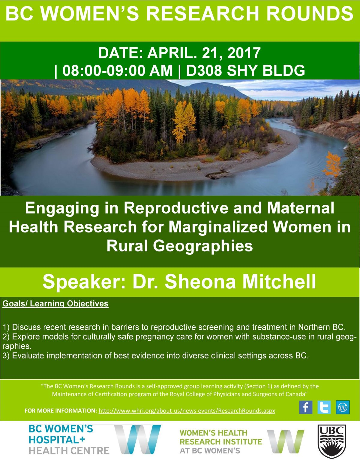 BCW Research Rounds- April 21 2017 – Dr. Sheona Mitchell-page-001